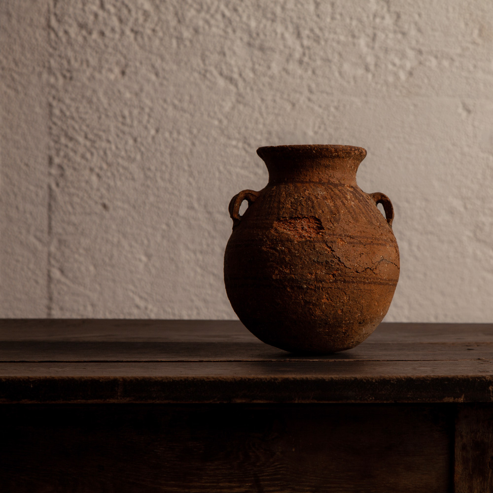 Moroccan Pot with Ears