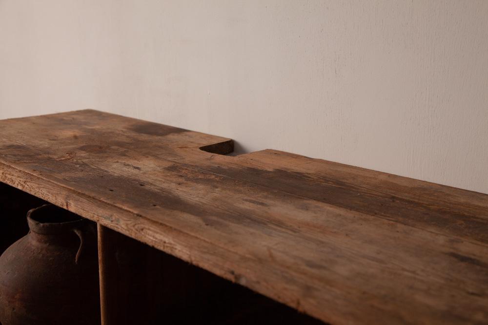 Antique,Vintage,アンティーク,ヴィンテージ,家具,雑貨,棚,シェルフ,食器棚,フランス