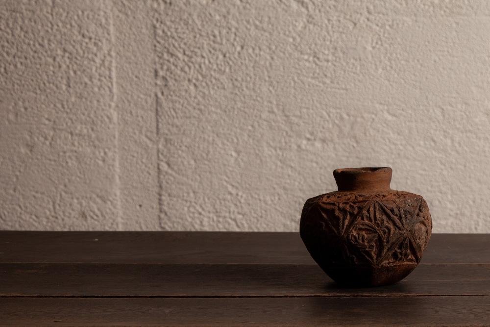 Antique,Vintage,アンティーク,ヴィンテージ,家具,雑貨,壺,モロッコ,雰囲気