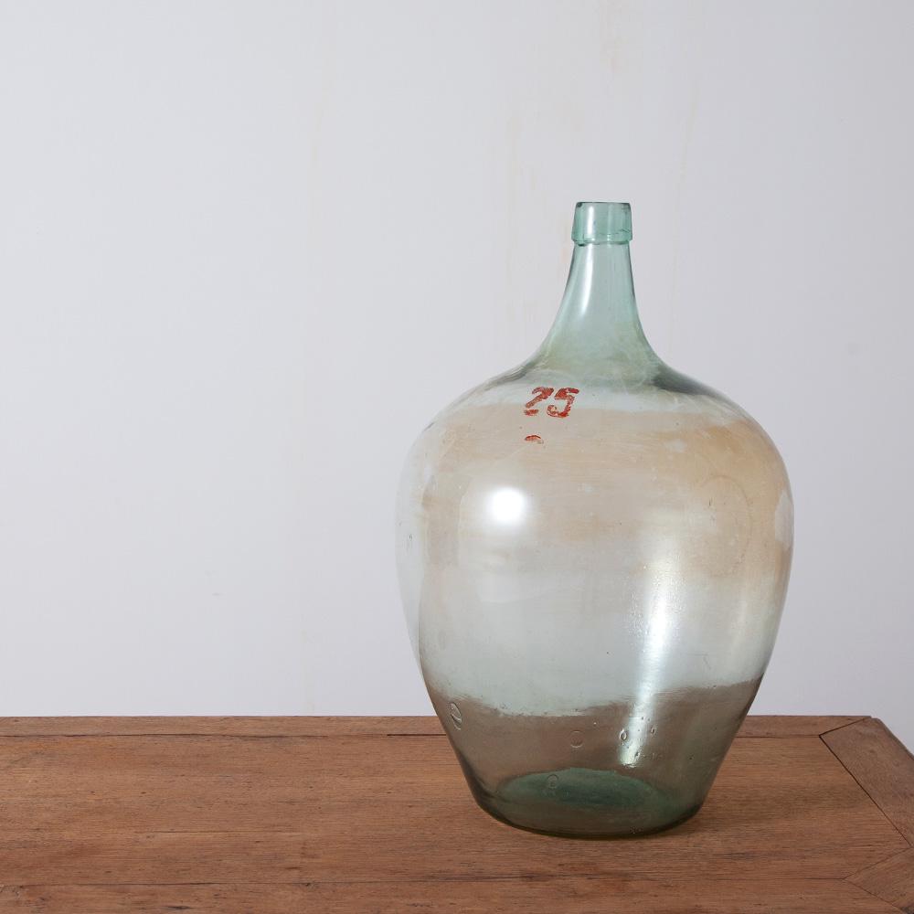 """"""" 25 """" Glass Bottle"""