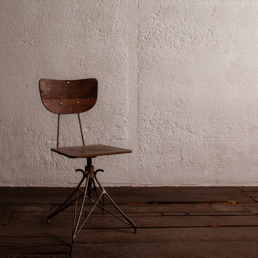 Eiffel Industrial Chair Original Color