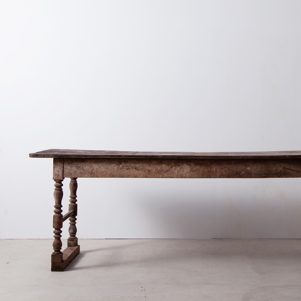 1880s French Long Table