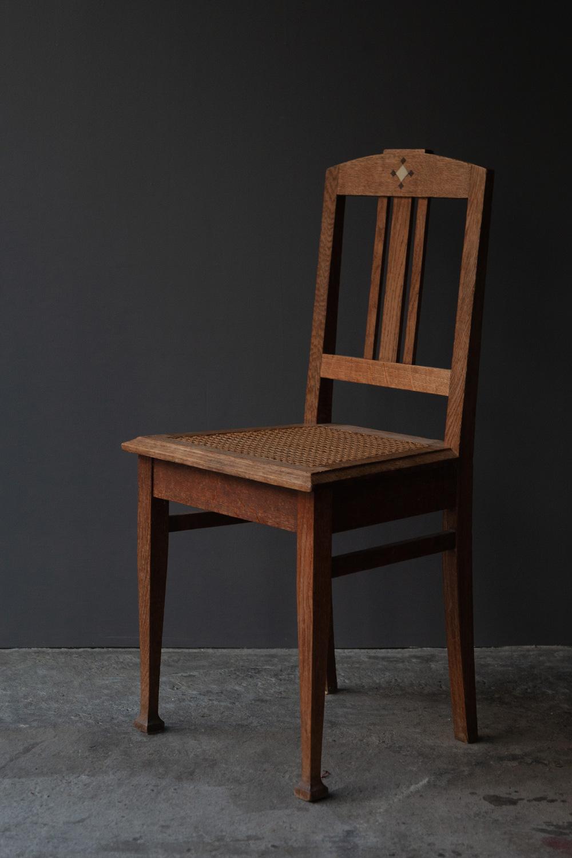 清澄白河,アンティークショップ,Antique,Vintage,アンティーク,ヴィンテージ,家具,椅子,ベルギー,ラタン,オーク