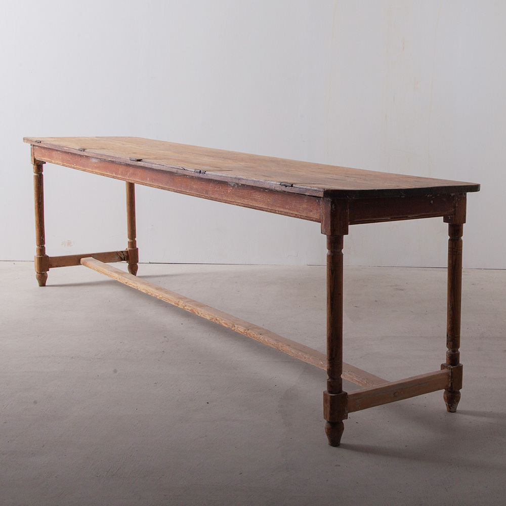 Pine Long Work Table
