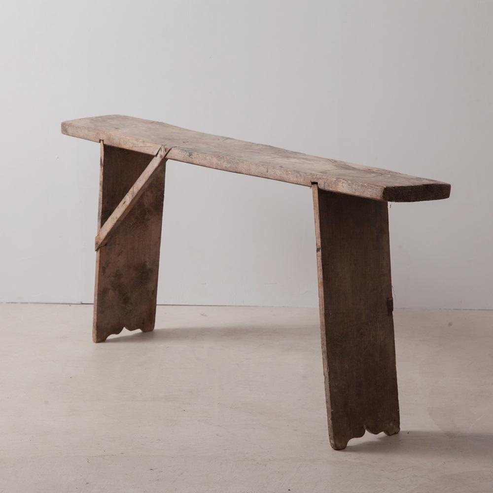 Primitive Slender Table