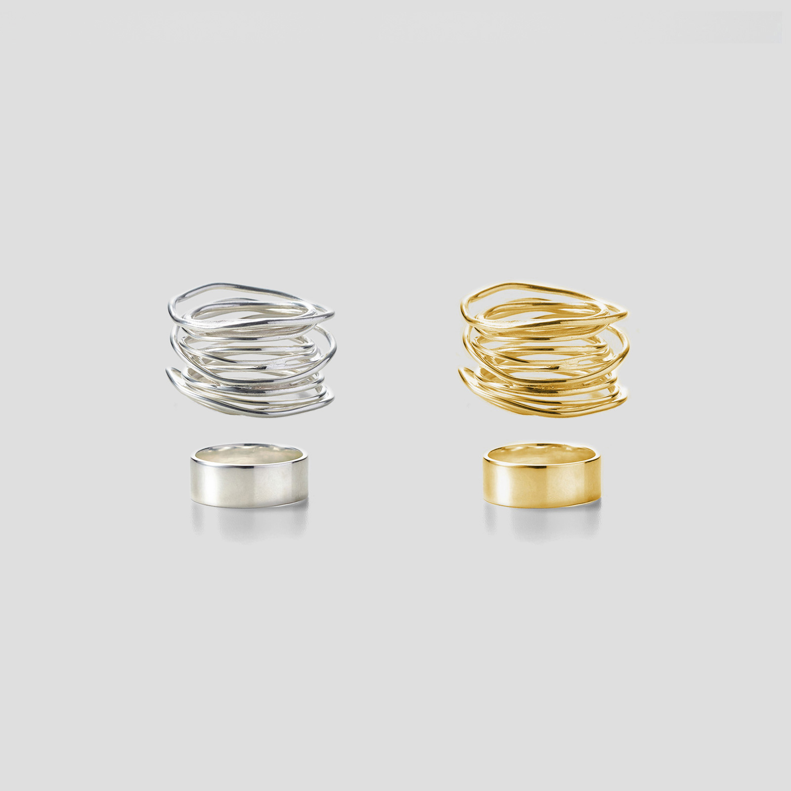 Coil Ring by ALT-S