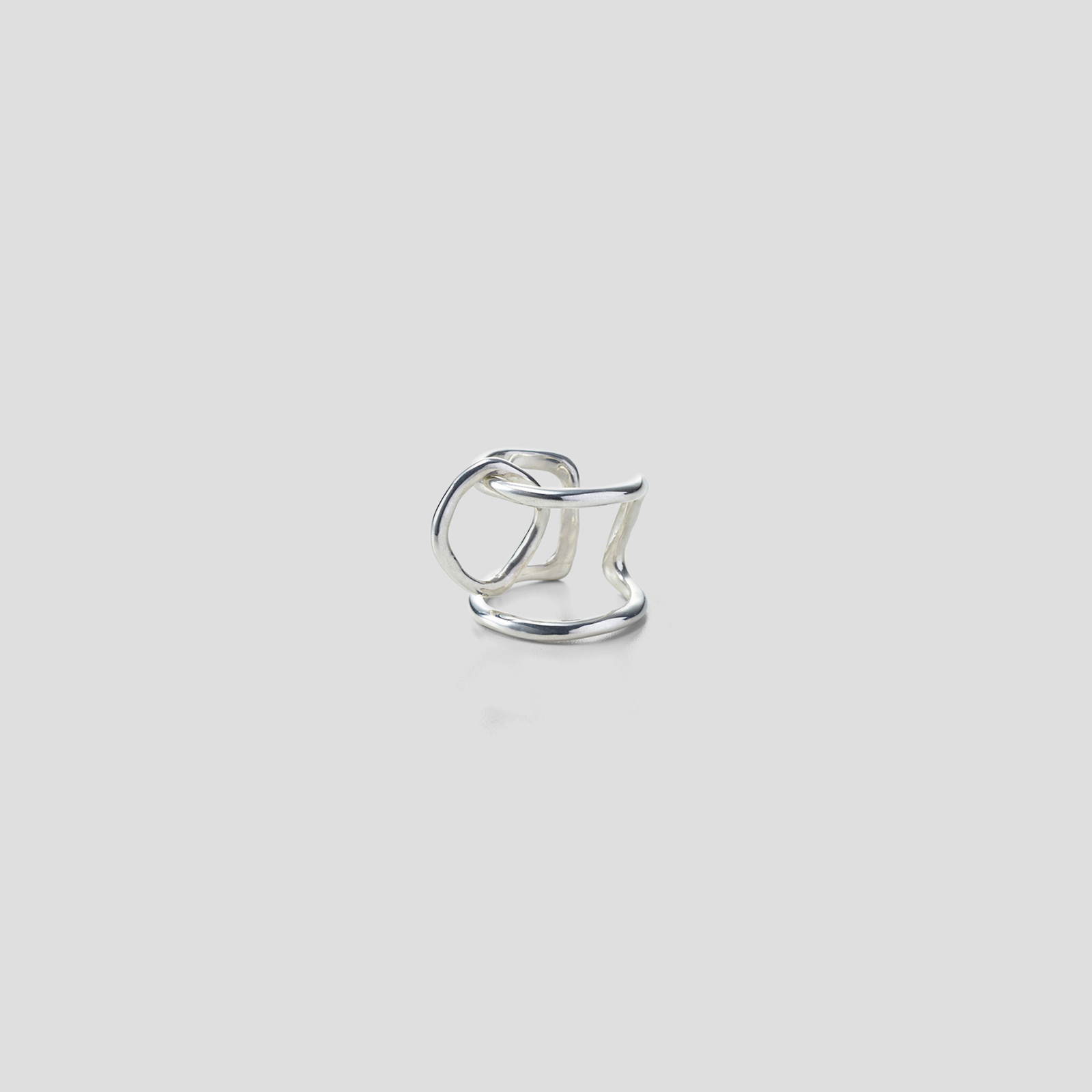 Circle Line Ring by ALT-S