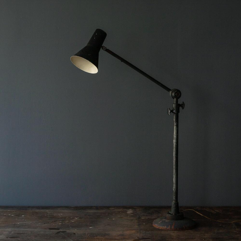 Industrial Desk Lamp in Black for Tous Sens