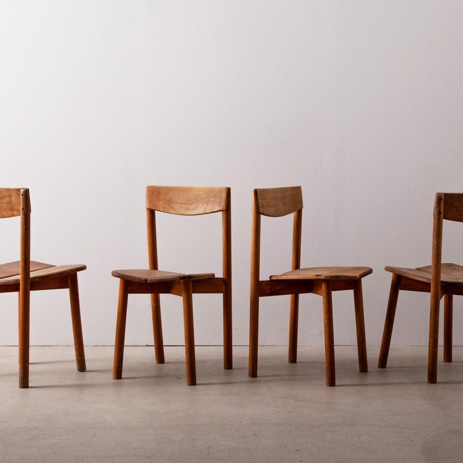 Grain de Cafe Chair by Pierre Gautier-Delaye