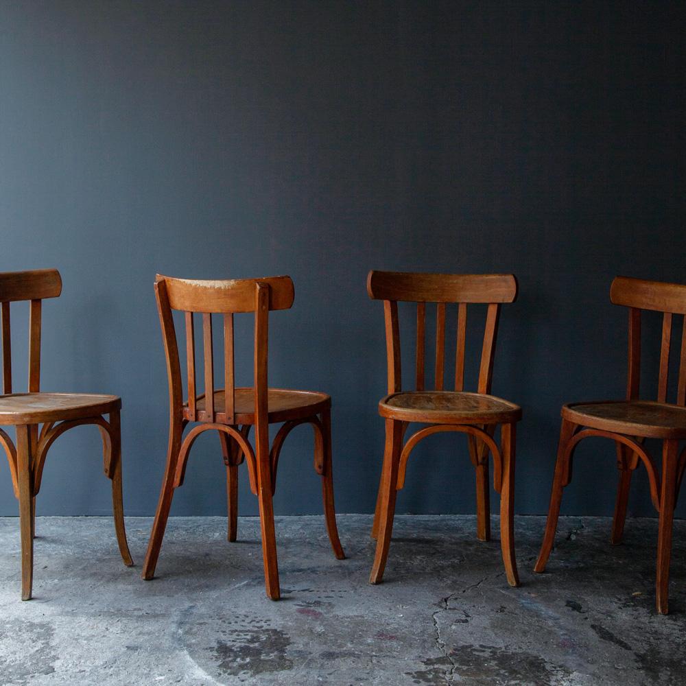 Vintage Bistro Chair for BAUMANN
