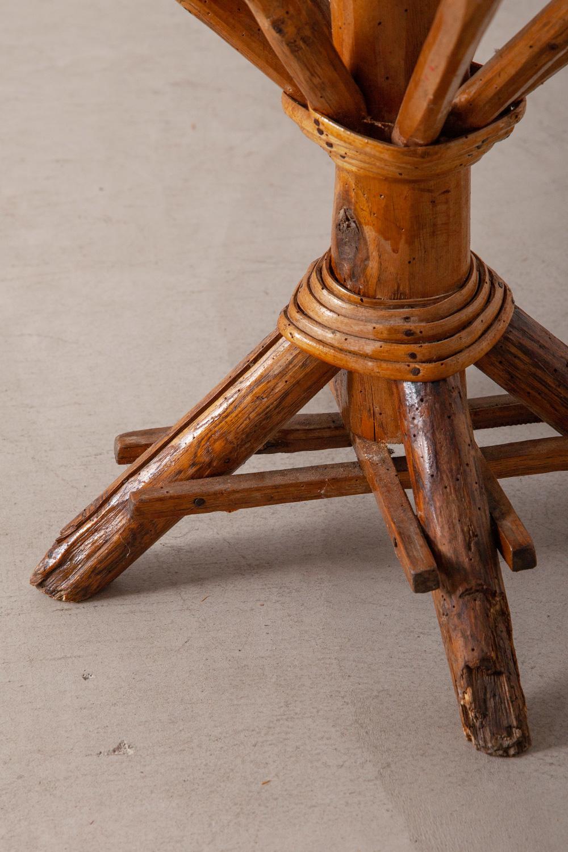 清澄白河,アンティークショップ,Antique,Vintage,アンティーク,ヴィンテージ,家具,テーブル,フランス,コーヒーテーブル,サイドテーブル,ヴィンテージテーブル,ラタンテーブル,ラタン