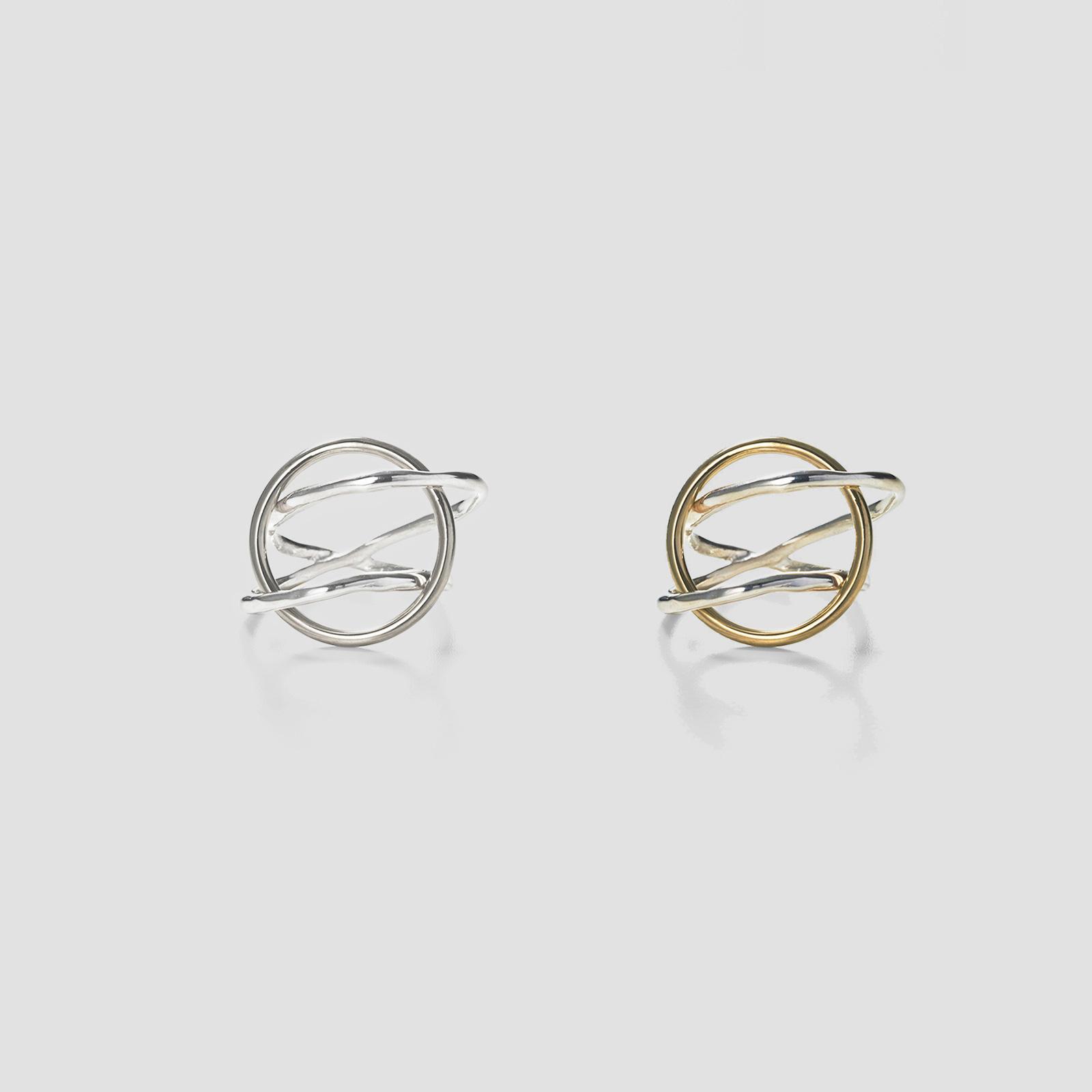 Three Circle Ring by ALT-S