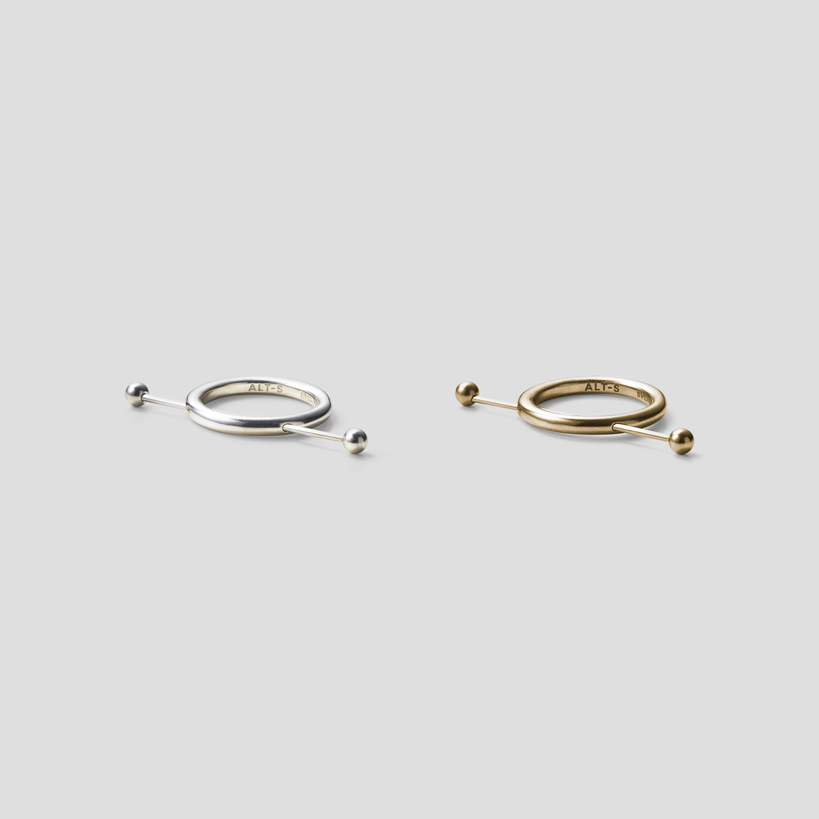Long Stick Ring by ALT-S