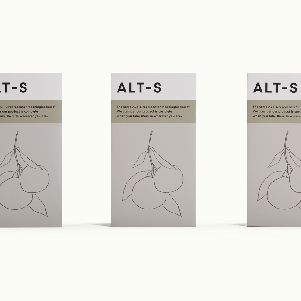ALT-S,オルト,アクセサリー,シルバー,モード