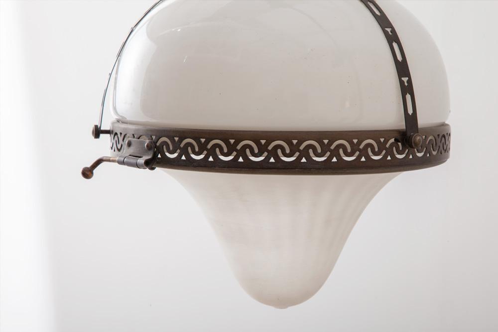 Holophane,ホロフェーン,アンティーク,照明,アンティーク照明,アンティークライト,アンティークペンダントライト