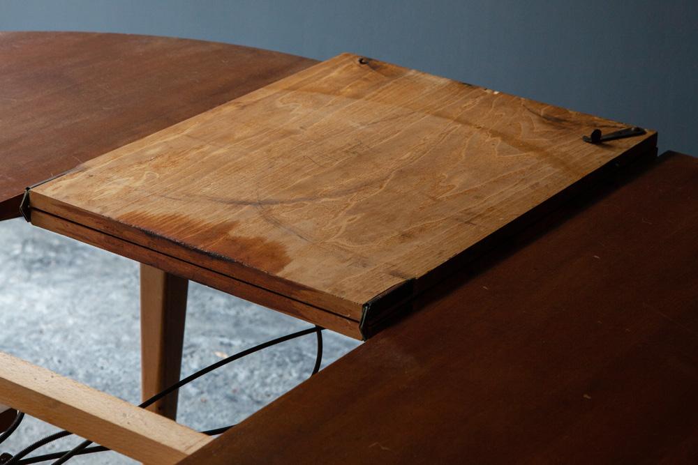 ダイニングテーブル,ヴィンテージダイニングテーブル,清澄白河,アンティークショップ,Antique,Vintage,アンティーク,ヴィンテージ,家具,テーブル,フランス,デスク,ミッドセンチュリー ,Mid Century,ヴィンテージテーブル,折り畳みテーブル