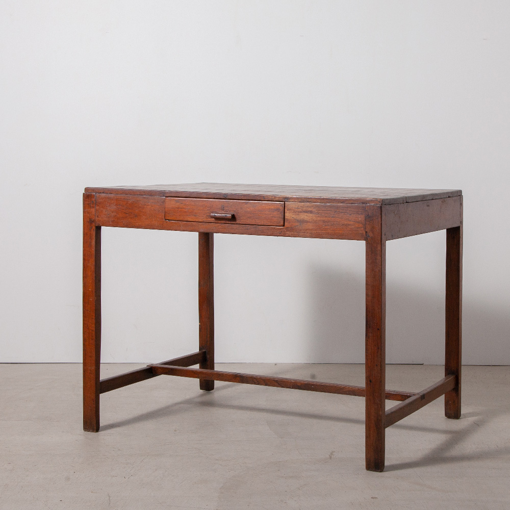 Antique Desk with Drawer