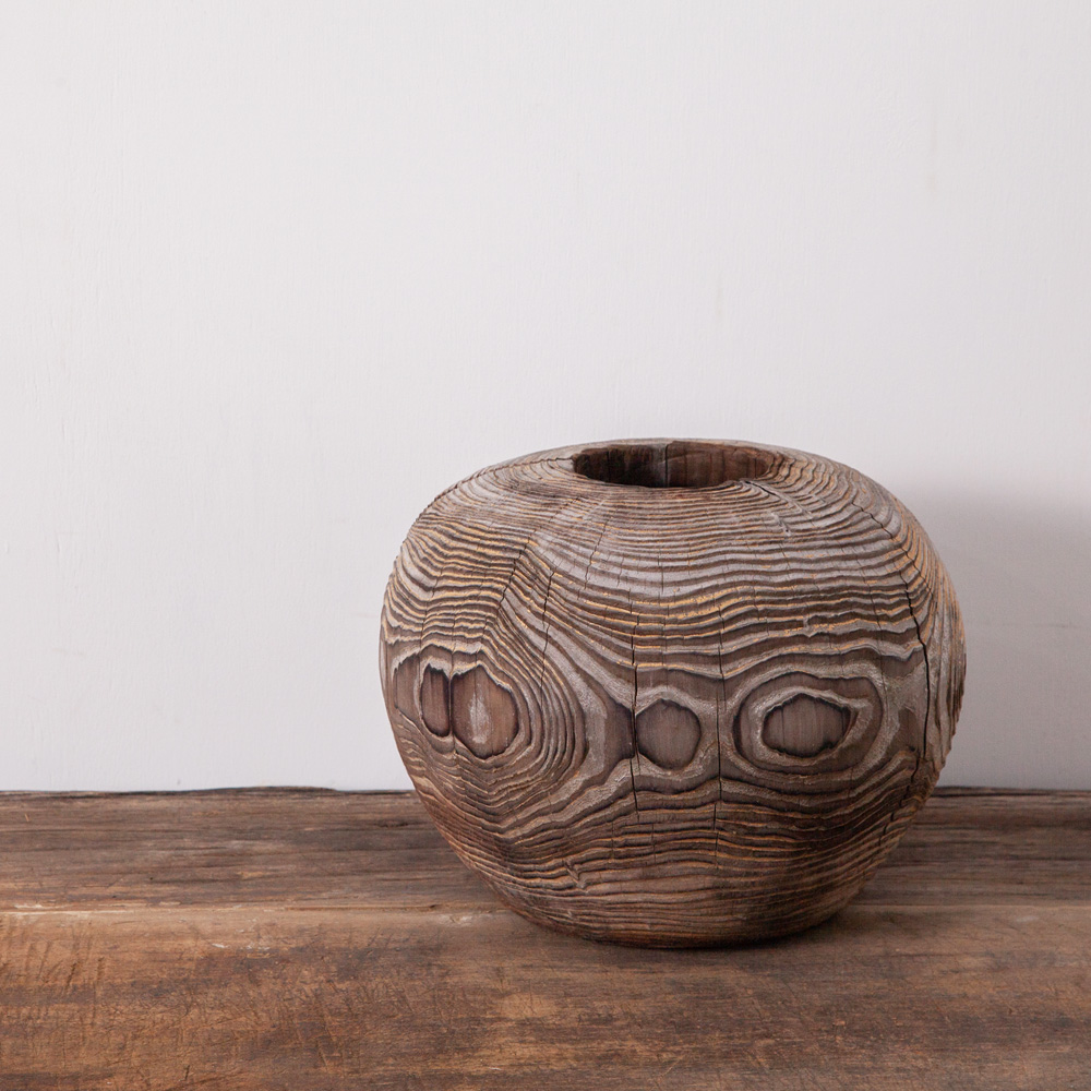 Decayed Woody Flower Vase