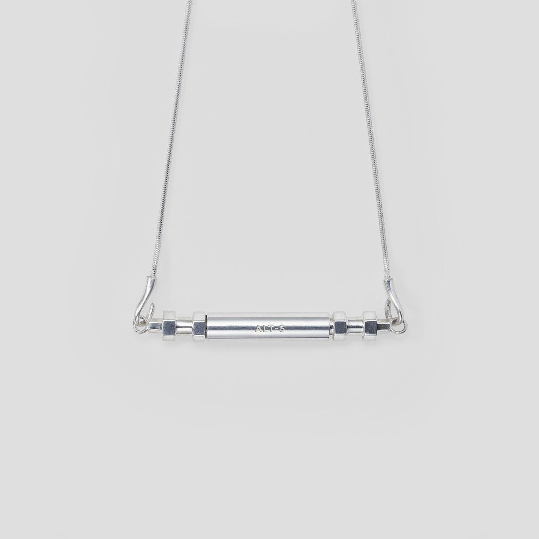 Straight Line Choker Bangle by ALT-S