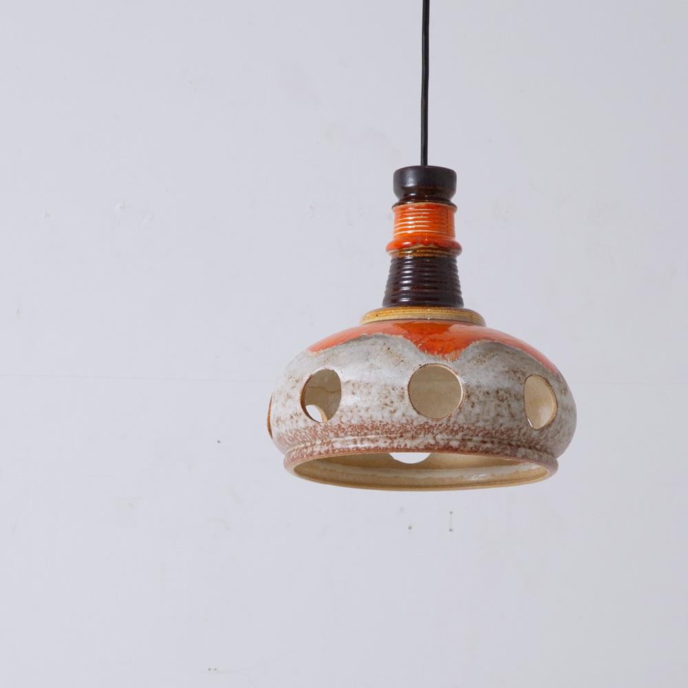 West Germany Vintage Pendant Light for PAN
