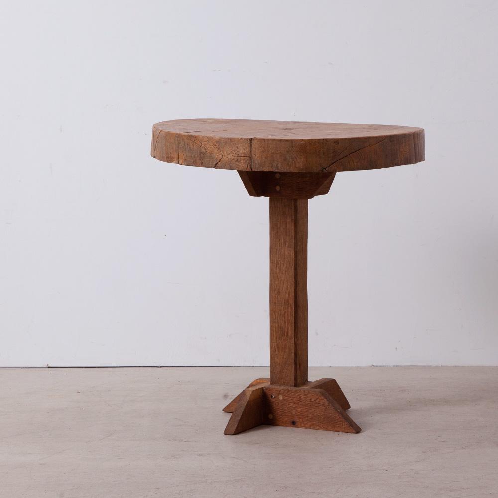Parisian Bistro Table in Wood