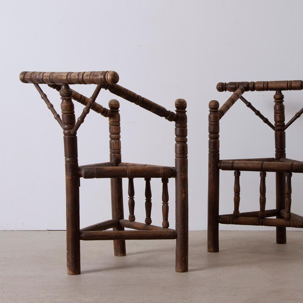 Antique Turner Chair in Oak