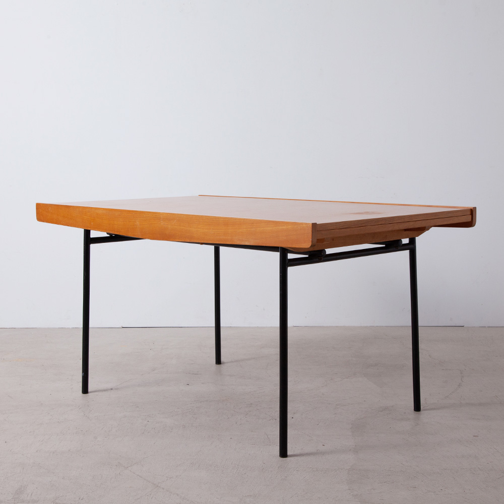 """Dinning Table """"Meubles TV"""" by Pierre Guaariche"""