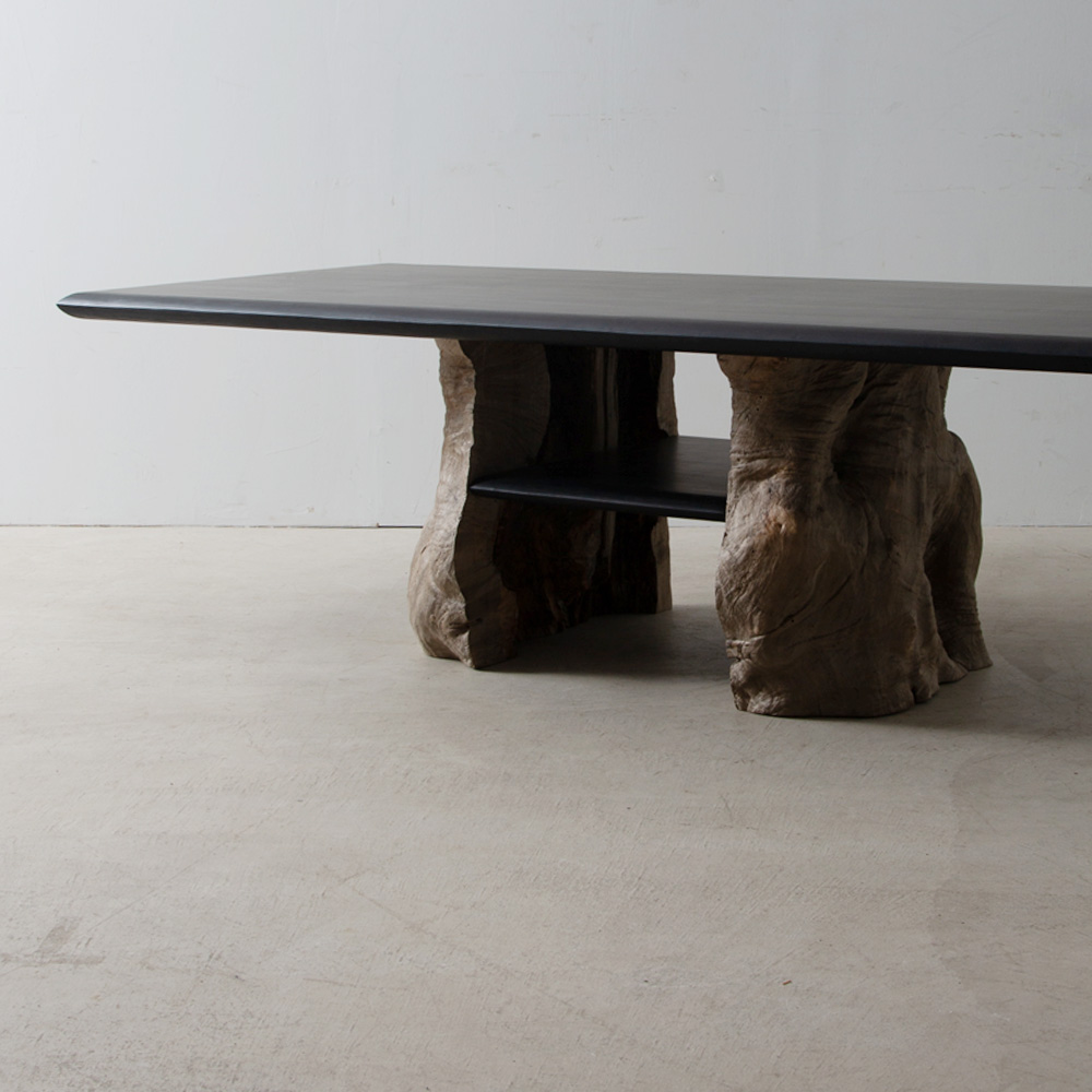 Low Table #001 by Osamu Miura