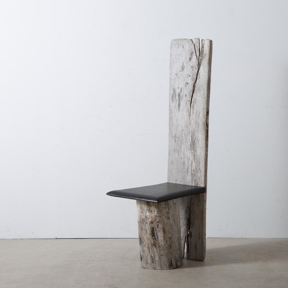 High Back Chair by Osamu Miura