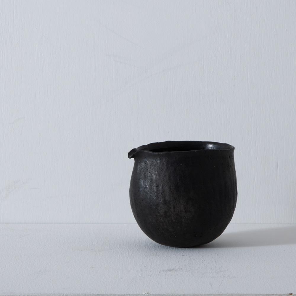 Lipped Bowl by Taro Tanaka